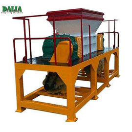 High Torque Metal Shredder Machine Double Shaft Aluminum Shredder Equipment