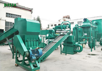 Large Scale Circuit Board Recycling Machine , Waste Recycling Machine Multifunctional